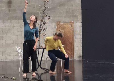 Danse contemporaine Eco Echo